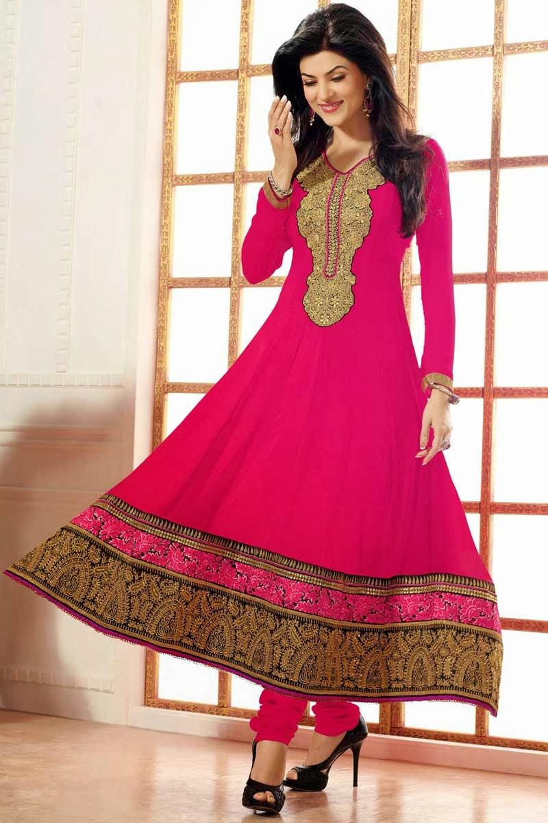 Online frock suit shopping