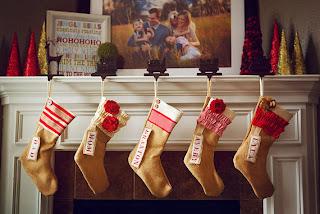 Etsy Personalized Christmas Stocking