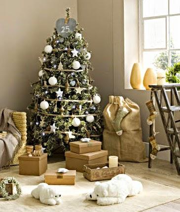 Arbol de Navidad, Como Decorarlo, parte 2