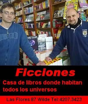 Ficciones, el universo de los libros