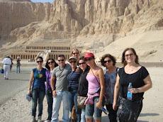 Templo de Hatshepsut Vale dos Reis