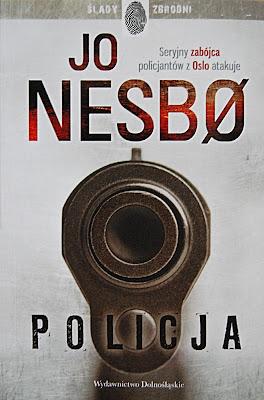 "Jo Nesbø  ""Policja"""