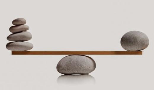 equilibrio emoción