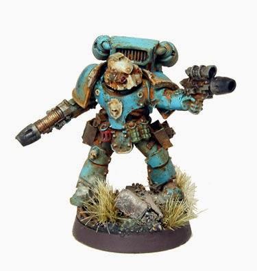 Pre Heresy Alpha Legion Moritat