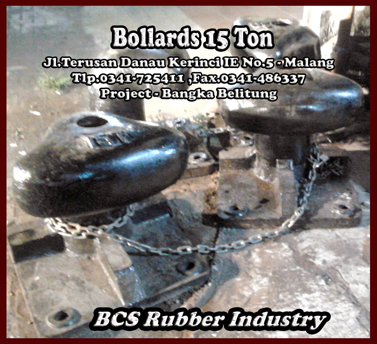 Bollards,Rubber Fender,BCS Rubber Industry