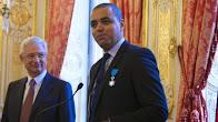 Remise de l'Ordre National du Mérite