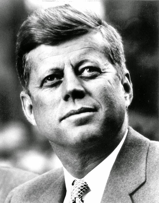 JFK, 6 ft