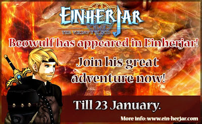 Adventure with Beowulf in Einherjar