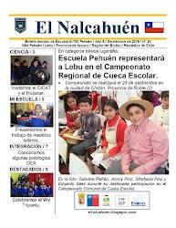 El Nalcahuén IMPRESO N° 34 (Septiembre 2016)