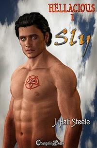 Sly by J. Hali Steele