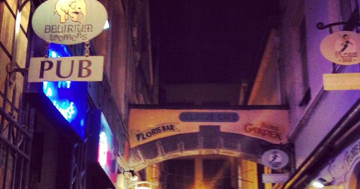 Jack Of All Travels Brussels Delirium Cafe
