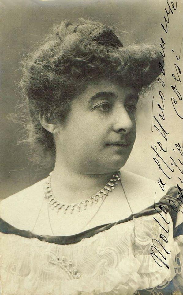 GREAT ITALIAN SOPRANO EMILIA CORSI (1870 - 1928) CD