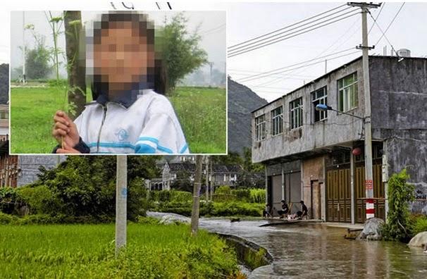 Kejam Bapa Cincang Mayat Anak Lalu Campak Dalam Lubang Tandas