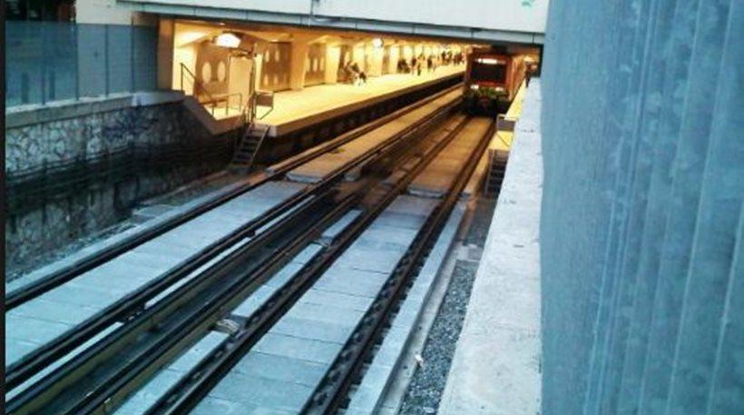 Κάτω Πατήσια: Νεκρή η γυναίκα που έπεσε στις ράγες του τρένου - Κλειστός ο σταθμός