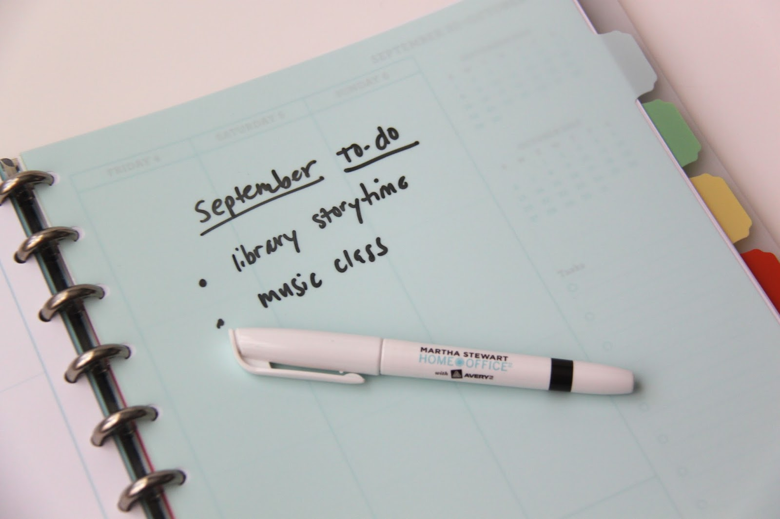 Back to School Organization with Martha Stewart Home Office™ with ...