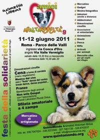 AMICI AD ALTA FEDELTA' 9- ROMA - Parco delle Valli - ing. via Conca d'Oro ang. Via Valle Vermiglio