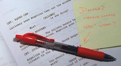 Menulislah... terus menulis