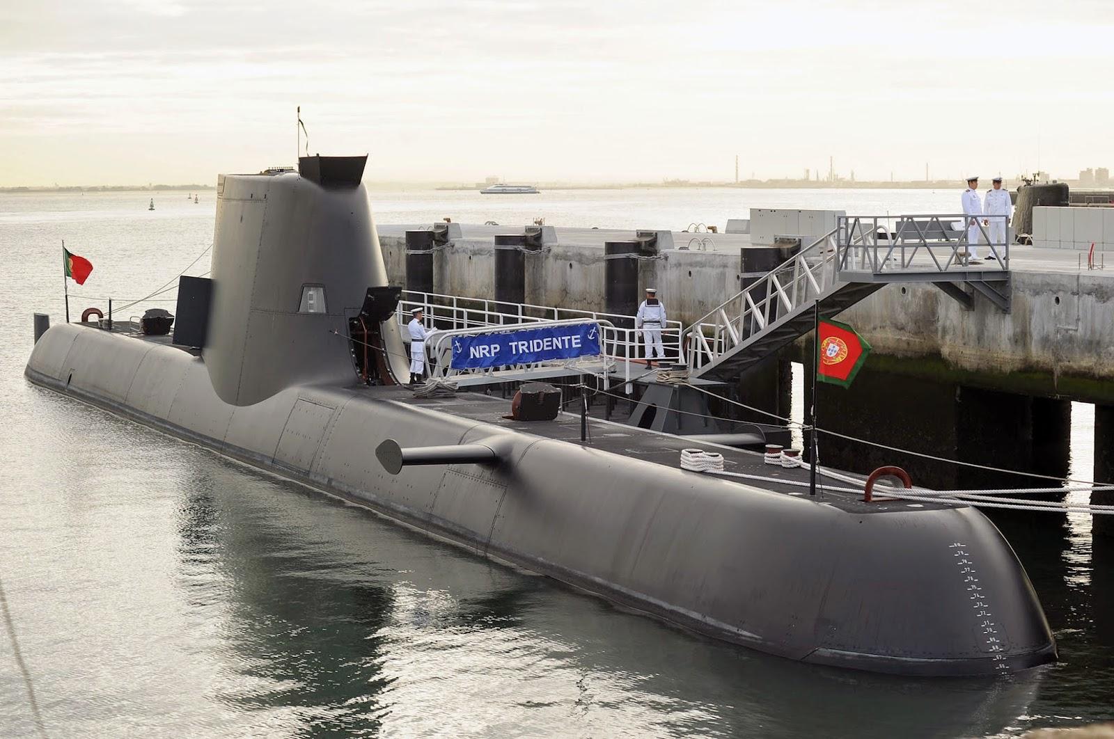 Tipe 214 SSK Submarine