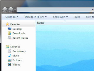 Folder Background in Windows