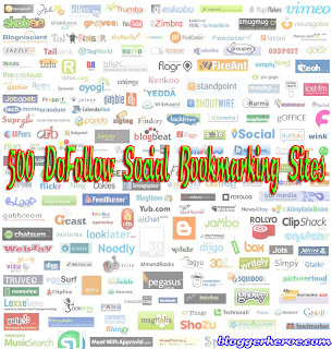 List Of Social Bookmarking Sites
