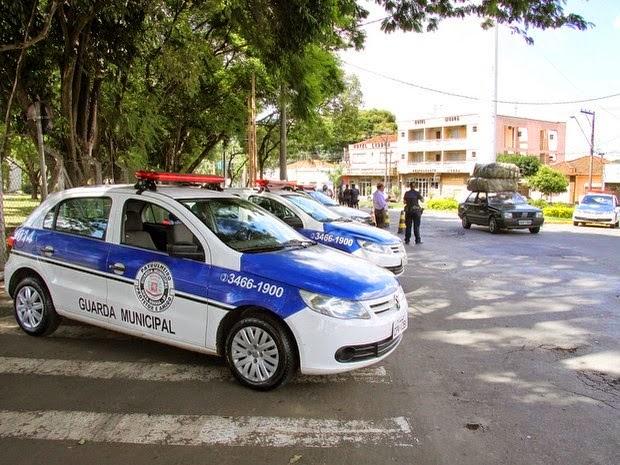 66,7% dos flagrantes da Guarda de Nova Odessa estão relacionados ao tráfico