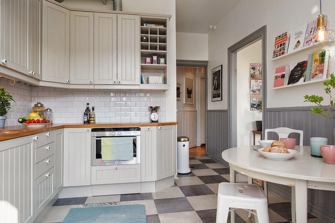 Como hacerte un comedor en la cocina con encanto boho for Cocinas con encanto