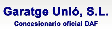 Garatge Unió