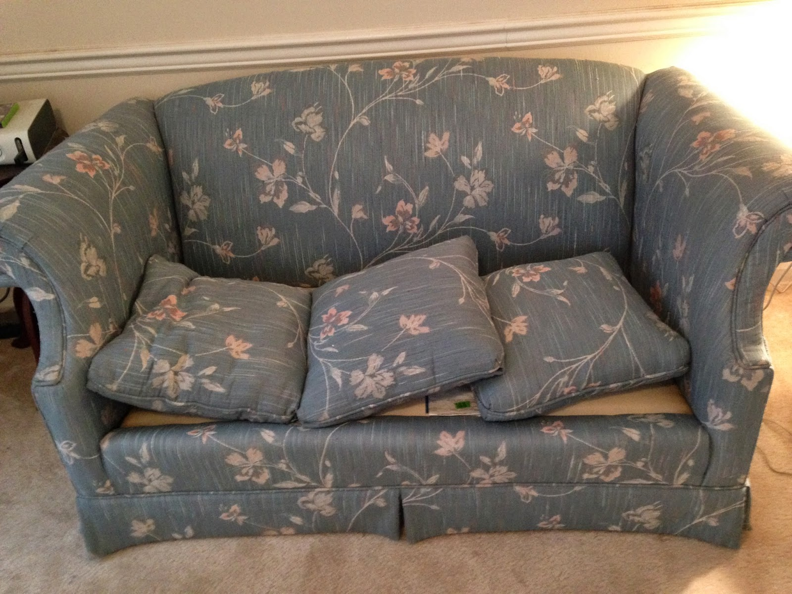 living fads product sofa floral sofas rosie and modern fabric loveseat loveseats lime contemproary