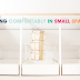 UHeart Organizing:  Living Comfortably in Small Spaces