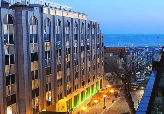 hotel estambul president:
