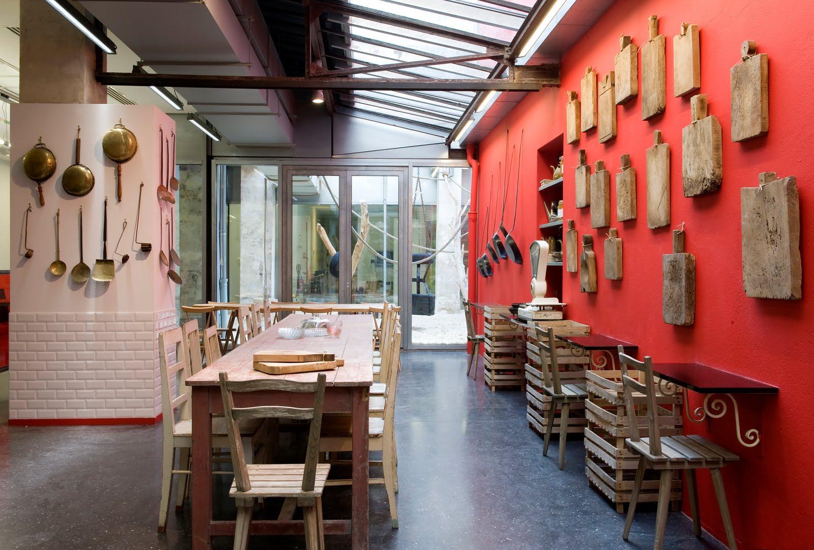 LaFleur de Paris: Buon ARTatitto!: Rose Bakery Culture gets an Italian Makeover