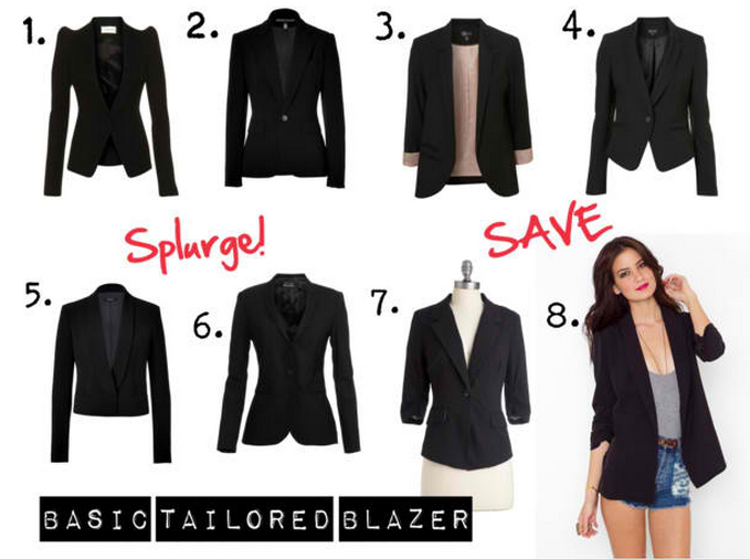 Womens Stretch Blazer | Fashion Ql