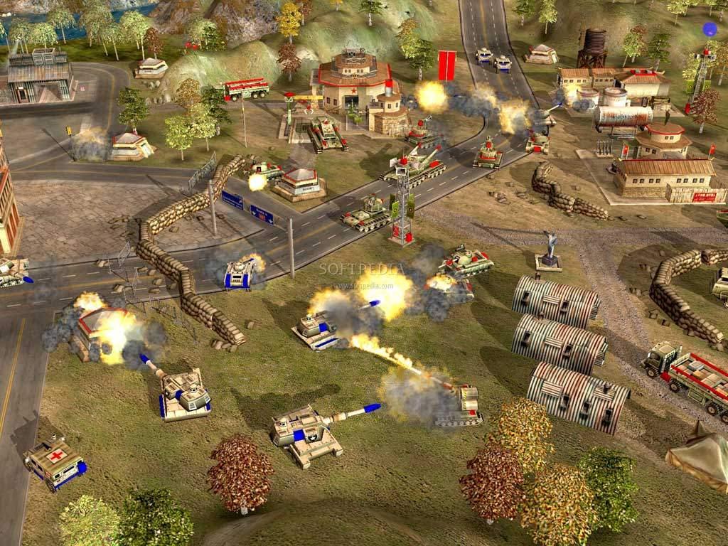 Command & Conquer Generals Zero Hour - Download Game PC ...