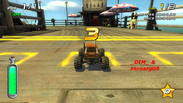 Capturas Smash Cars [2011] PC Game Full [Theta] Ingles Descargar 1 Link