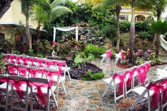 Ocean View Paradise Destination Wedding - Albert and Erin