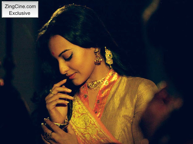 Sonakshi Sinha Lootera Movie Wallpapers