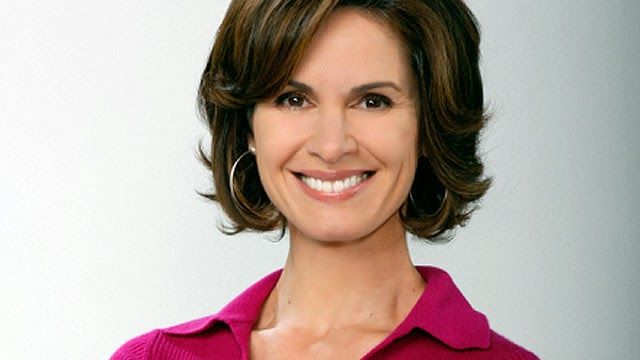 Abc Newswoman Elizabeth Vargas In Rehab For Alcoholism