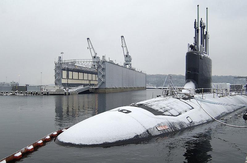 USS Virginia (SSN-774) Fast Attack Submarine