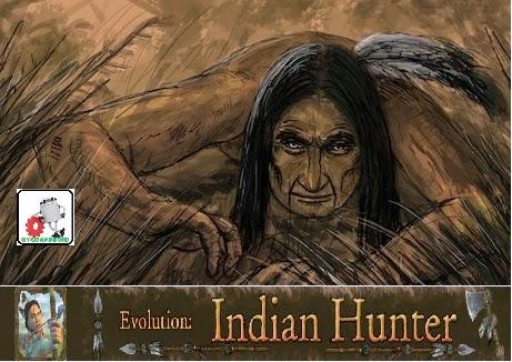 Evolution Indian Hunter v1.0  APK+DATA MOD