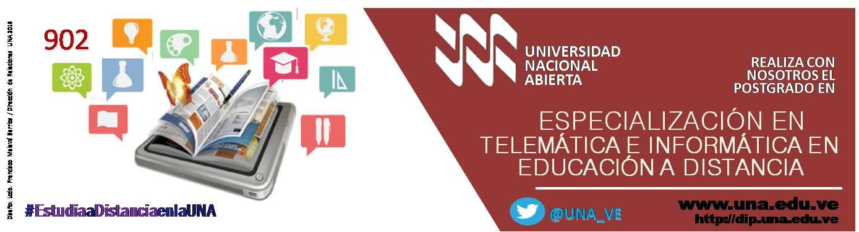 Especialización en Telemática e Informática en Educaci+on A Distancia