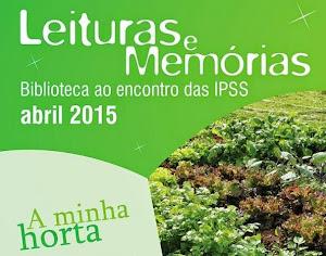 NISA: LEITURAS E MEMÓRIAS _ A BIBLIOTECA AO ENCONTRO DAS IPSS