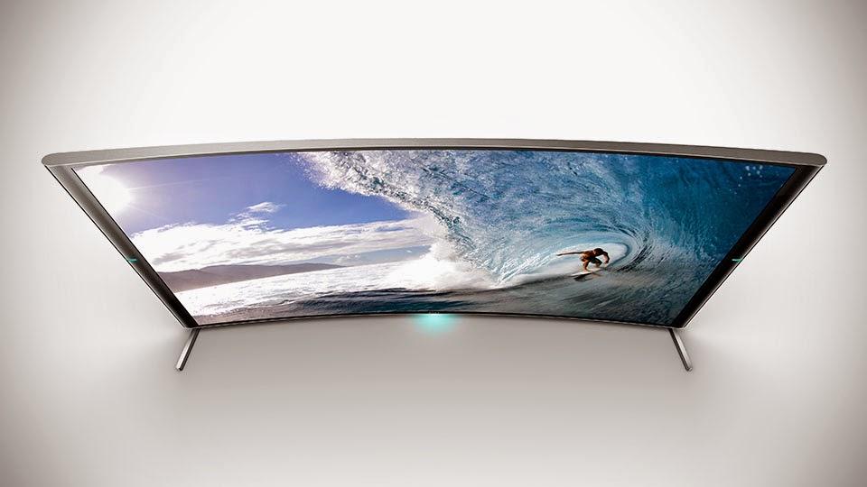 Giới thiệu TV 4K màn hình cong kích thước 65 inch và 75 inch3