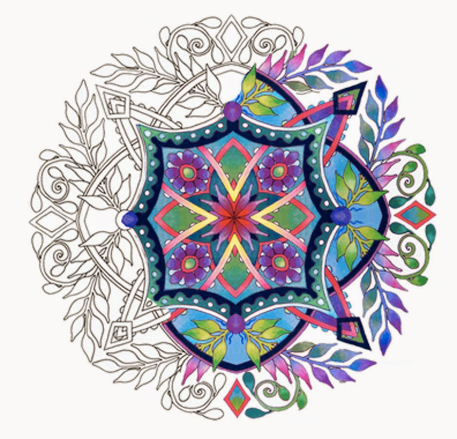 mandala coloring pages coloringfilminspectorcom