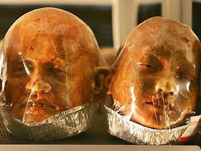 Roti Aneh Seram Mengerikan