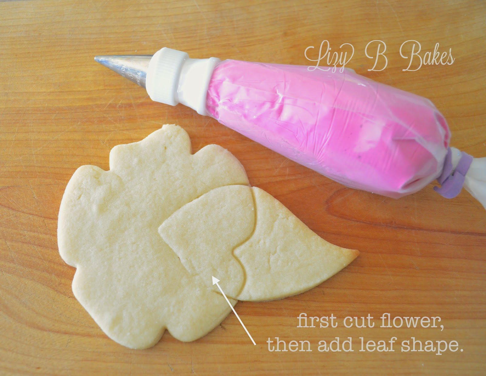 Lizy b hibiscus cookie tutorial monday may 19 2014 izmirmasajfo