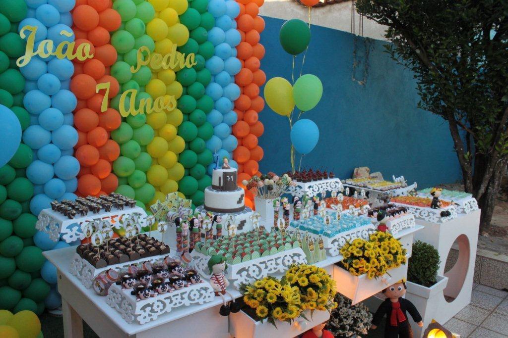 da Kika  Festas e Idéias Personalizadas Festa Turma do Chaves