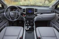 Honda Ridgeline (2017) Dashboard