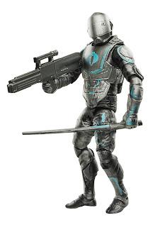 Hasbro GI Joe Retaliation Cobra Cyber Ninja figure