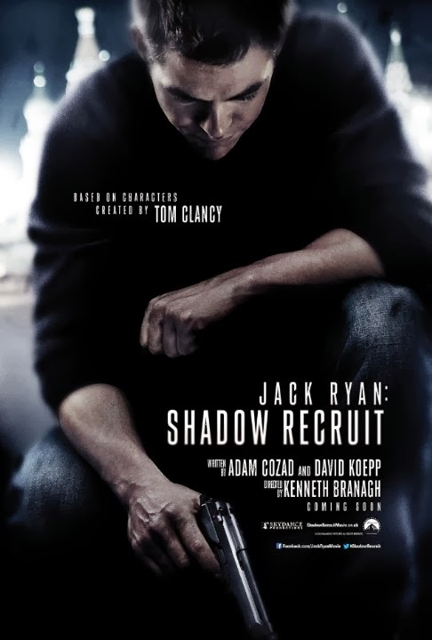 Full Movie Jack Ryan: Shadow Recruit High Quality