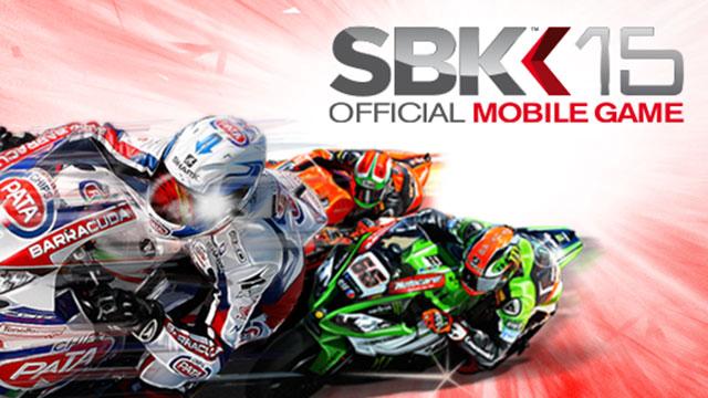 SBK15 Official Mobile Game v1.0.0 Apk + Datos SD Mod [Full / Desbloqueado]